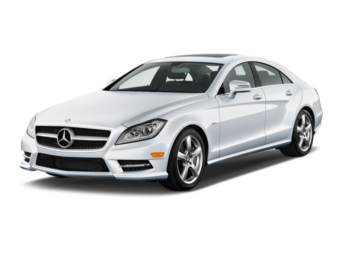Slide 1 of 20: 2014 Mercedes-Benz CLS-Class