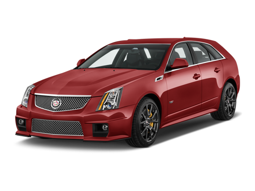 Slide 1 of 16: 2013 Cadillac CTS-V Sport Wagon