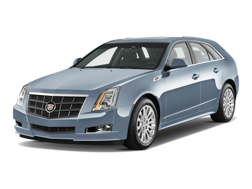 Slide 1 of 20: 2013 Cadillac CTS Sport Wagon