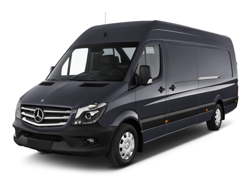 Slide 1 of 34: 2014 Mercedes-Benz Sprinter Cargo Van