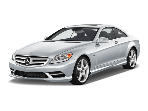 Slide 1 of 30: 2013 Mercedes-Benz CL-Class