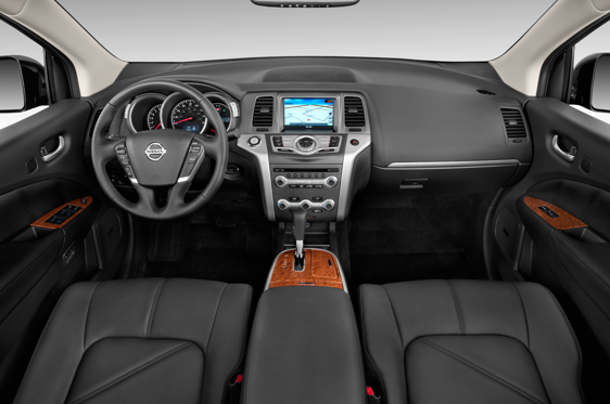 Slide 1 of 11: 2014 Nissan Murano CrossCabriolet