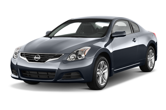 Slide 1 of 14: 2013 Nissan Altima Coupe