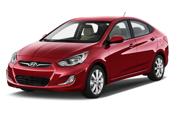 Slide 1 of 14: 2013 Hyundai Accent