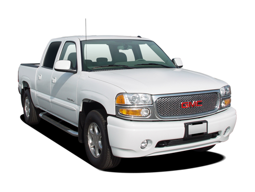 Slide 1 of 14: 2007 GMC Sierra Classic Denali