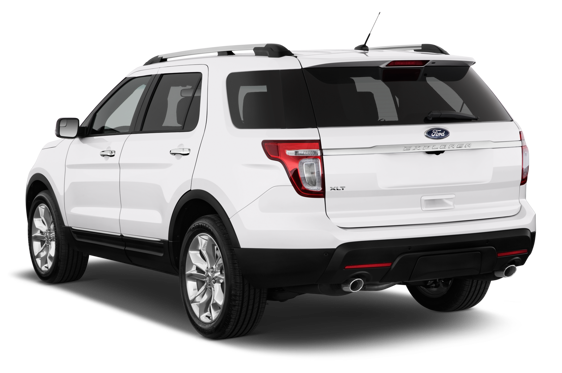 Slide 2 of 14: 2015 Ford Explorer