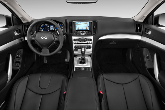 Slide 1 of 11: 2013 Infiniti G Convertible