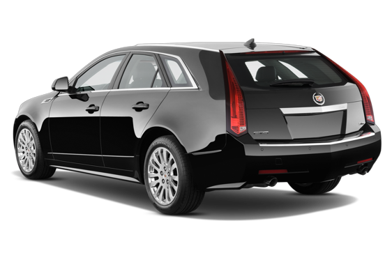 Slide 1 of 25: 2013 Cadillac CTS Sport Wagon