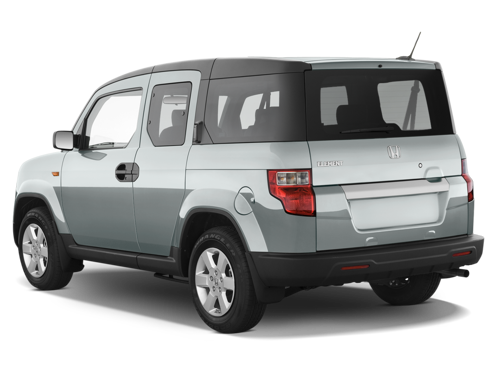 Slide 1 of 25: 2010 Honda Element