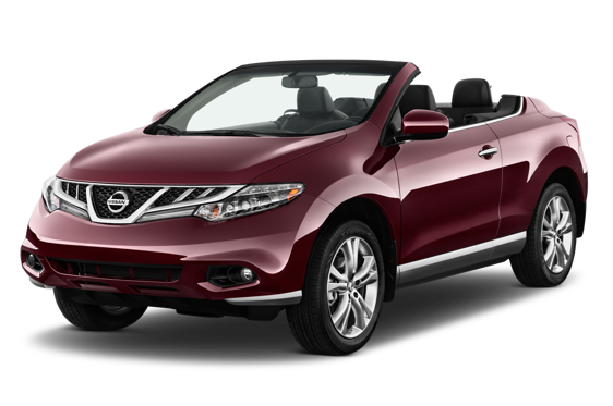 Slide 1 of 14: 2014 Nissan Murano CrossCabriolet