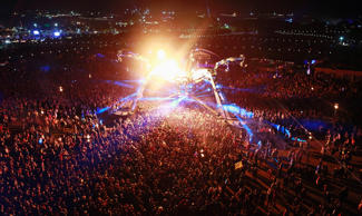 22) Glastonbury Festival