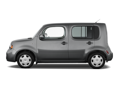 Slide 1 of 28: 2013 Nissan cube