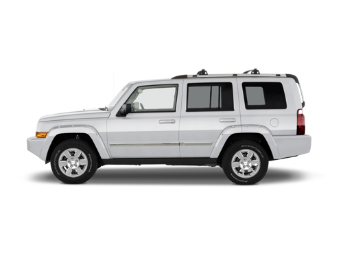 Slide 1 of 26: 2009 Jeep Commander
