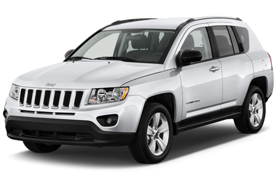 Slide 1 of 14: 2014 Jeep Compass
