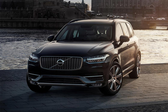 Slide 1 of 52: 2016 Volvo XC90