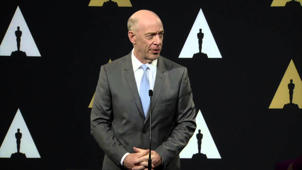 Oscars Nominee Luncheon 2015: JK Simmons Backstage Interview