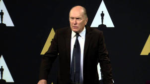 Oscars Nominee Luncheon: Robert Duvall Backstage Interview