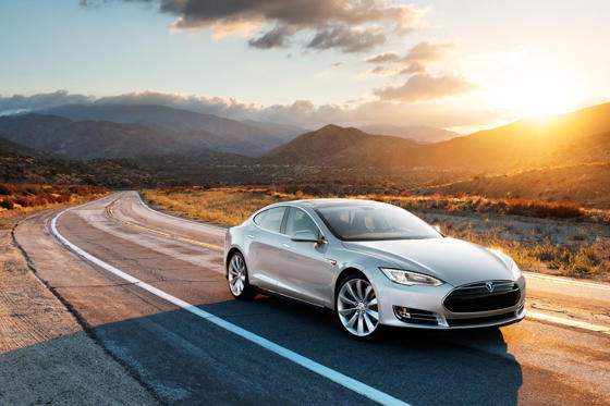 Slide 1 of 11: Tesla Model S