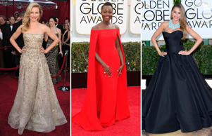 A look at some of the best dressed celebrities that sizzled the red carpet at aw...