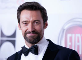 Hugh Jackman arrives at NBC Universal's 70th Golden Globes After Party at The Beverly Hilton Hotel on January 13, 2013 in Beverly Hills, California.