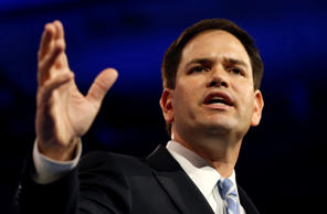 Senator Marco Rubio of Florida.