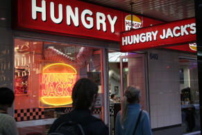 "Hungry Jack's""."