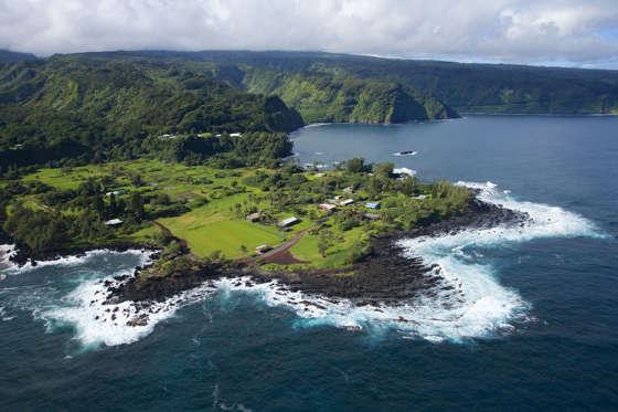 The Road to Hana, Hawaii