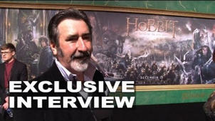The Hobbit: The Battle of the Five Armies: William Kircher Exclusive Premiere Interview