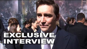 The Hobbit: The Battle of the Five Armies: Lee Pace Exclusive Premiere Interview