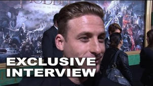 The Hobbit: The Battle of the Five Armies: Dean O'Gorman Exclusive Premiere Interview