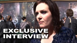 The Hobbit: The Battle of the Five Armies: Philippa Boyens Exclusive Premiere Interview