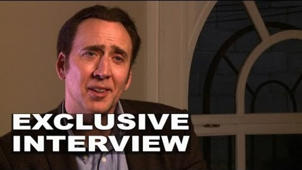 Pay the Ghost: Nicolas Cage Exclusive Interview and Set Visit