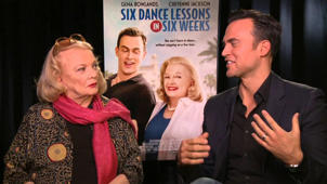 Six Dance Lessons in Six Weeks: Gena Rowlands and Cheyenna Jackson Interview