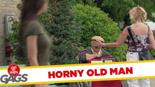 Old Man Loves Hot Girls! - Throwback Thursday