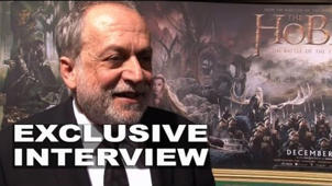 The Hobbit: The Battle of the Five Armies: Joe Letteri Exclusive Premiere Interview