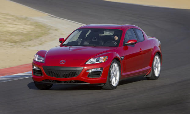 Slide 1 of 12: 2011 Mazda RX-8