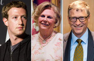 Forbes World Billionaire list