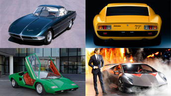 In relative terms, Lamborghini is a young company. A mere foal in a world of Ita...