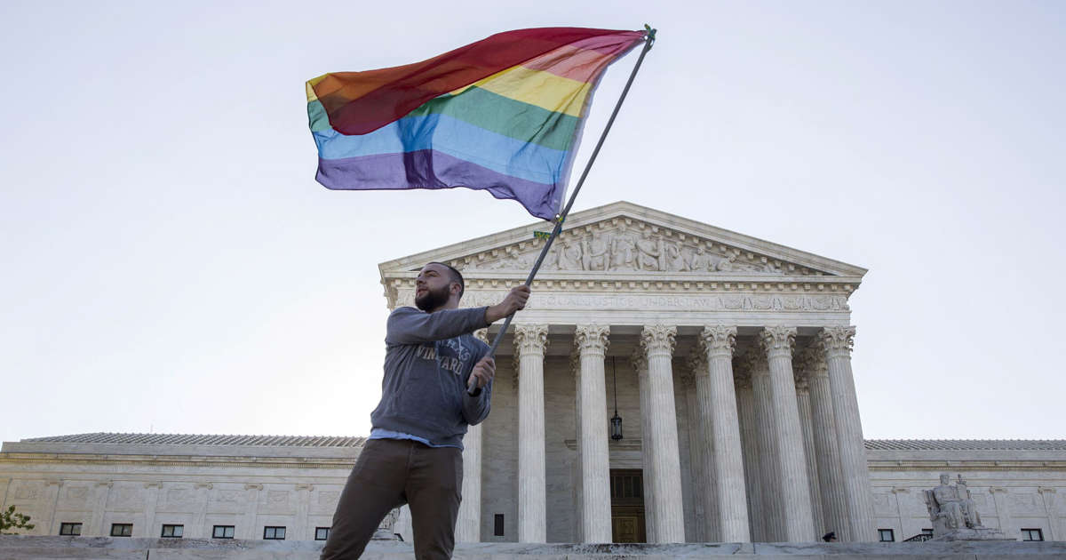 Supreme Court will soon rule on gay rights, gerrymandering, unions