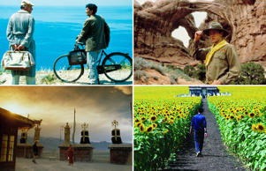Movies set in exotic locations