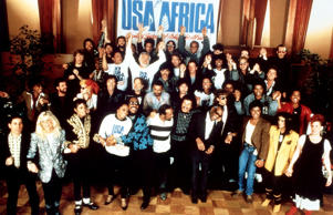 30th anniversary of We Are the World