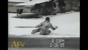 Skiing Fails!