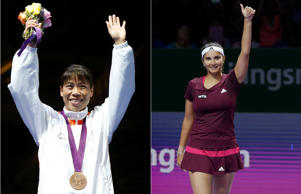 On the International Women's Day, here is a look at these champion sports women who have done India proud at the international arena and earned laurels for their nation