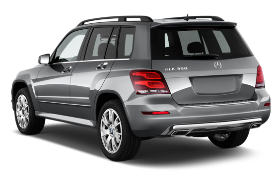 Slide 2 of 14: 2014 Mercedes-Benz GLK-Class