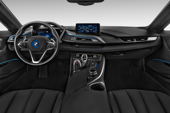 Slide 1 of 11: 2014 BMW i8