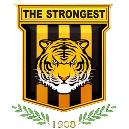 Logotipo do The Strongest