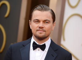 In this March 2, 2014 file photo, Leonardo DiCaprio arrives at the Oscars at the...