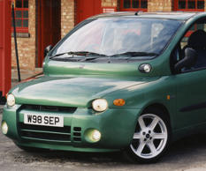 The 50 ugliest cars ever