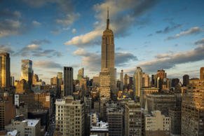 Empire State Building, Manhattan, New York City, New York, United States