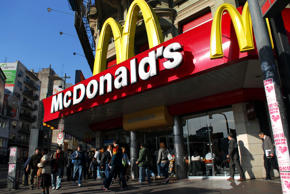 1.	Fast food giant McDonald sells 75 or more burgers every second. It also holds the record of selling 300 billion burgers till date.